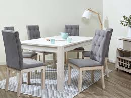 white wash dining room table white wash dining room table oak set chairs furniture pszczelawola