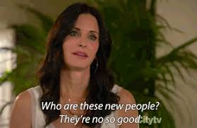 Cougar Town Memes - friends lisa kudrow gif find download on gifer