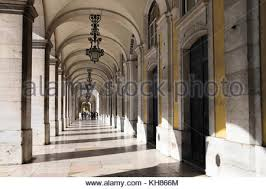 Arcaid Images Stock Photography Architecture by Portico Praca Do Comercio Lisbon Stock Photo Royalty Free Image