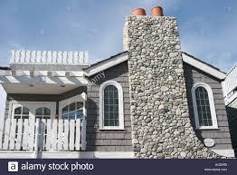 california newport beach balboa peninsula house stone chimney
