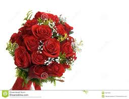 Red Rose Bouquet Beautiful Bouquet Of Red Roses Stock Photo Image 65876625