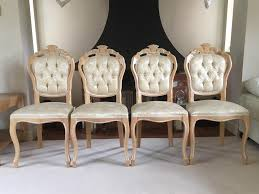 Italian Dining Room by Italian Dining Chairs And Table 250 In York North Yorkshire