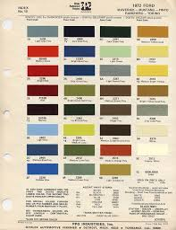 1972 mustang sprint restoration information