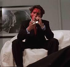 Christian Bale Axe Meme - book jared leto murder american psycho christian bale cigar patrick