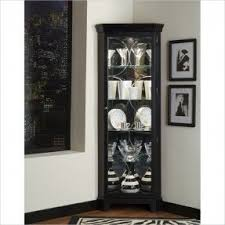 Glass Cabinet With Lock Locking Curio Cabinet Foter