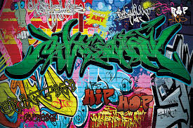 poster graffiti wall decoration colourful signs writing pop art poster graffiti wall decoration colourful signs writing pop art wall street style writing hip hop wallpaper street art wall mural wall decor by great art