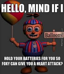 Balloon Boy Meme - i m not pro but i still hate you balloon boy by enrager meme center