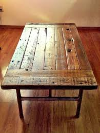 Salvaged Wood Dining Room Tables Dining Room Outstanding Salvaged Wood Dining Tables For