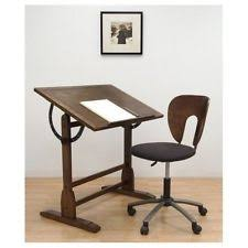 Wooden Drawing Desk Drafting Table Combo Combination Architect Drawing Desk Furniture