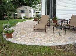Lowes Patio Pavers Designs Backyard Diy Paver Patio Cost Paver Patio Pictures Paver Patio