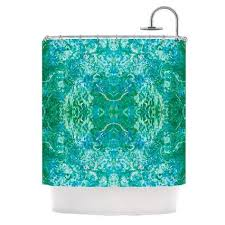 Kess Shower Curtains Nikposium