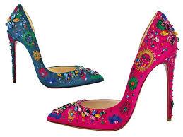 wedding shoes india world s christian louboutin wedding suite opens in india idiva