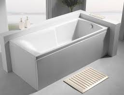 carron quantum s 1600mm x 700mm single ended bath from serene