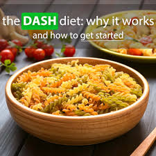 the dash diet why it works and how to get started
