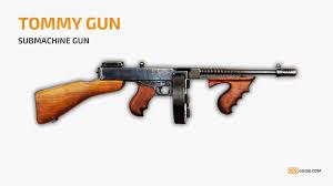 pubg guns tommy gun pubg guide
