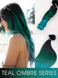 vpfashion ombre hair extensions colorful hair extensions vpfashion