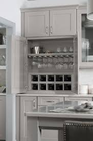 Black Countertop Kitchen The Psychology Of Why Gray Kitchen Cabinets Are So Popular Home
