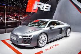 first audi r8 amid fierce competition audi drops 12 percent in h1 2017 jing daily