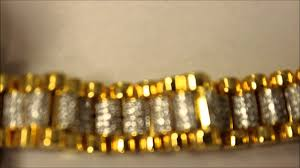 rolex bracelet diamonds images Exclusive gold lab diamond rolex bracelet jpg