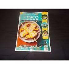 Tesco Magazine January 2016 Food Recipes Family Living Health