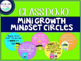 best ideas about class dojo pinterest rewards eight circles with inspirational sayings from each the class dojo big ideas videos happy display pictured