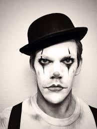 halloween mime makeup dark circus clown clowns pinterest dark circus circus clown