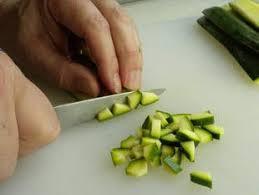 comment cuisiner une courgette cuisine facile com comment préparer des courgettes