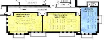 student center floor plan middle science floor plan u2013 ursuline academy