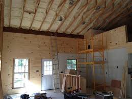 barn home interiors one man 80 000 this awesome 30 x 56 metal pole barn home 25