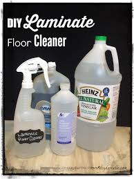 Can You Clean Laminate Floors With Vinegar Diy Laminate Floor Spray Cleaner Diy Danielle