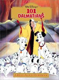 disney u0027s 101 dalmatians aloud storybook liza baker