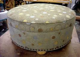 fabric ottoman coffee table for a colonial taste coffe table