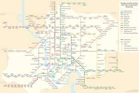 Dc Metro Blue Line Map by Bangkoks Metro Network Expansion Plans U0026 Updates Flyertalk Forums