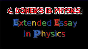 sample history extended essay ib physics the extended essay youtube