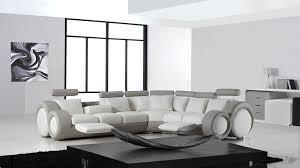 canapé d angle avec appui tête canapés d angle cuir mobilier cuir