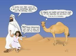 Aisha Meme - my daily atheist meme kenyatalk