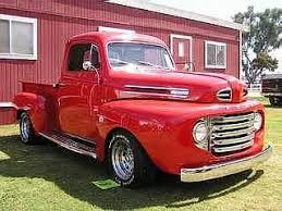 1950 ford up truck macdonald truck review from 1950 to 1954