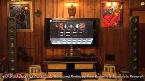 equipment reviews av showrooms