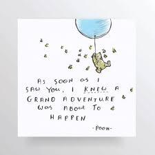 pooh bear cute quote hand written hand drawn winnie