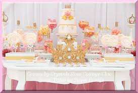 crown decor www crystalsrosecottagechic com website design by onespringstreet