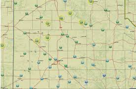 Lubbock Texas Map Nws Lubbock Tx Wind Dust March 23 2016