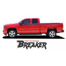 2000 Chevy Silverado Truck Bed - chevy silverado breaker upper body line door accent rally side