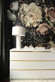 Malm Dresser Hack by Malm Vintage Style Gold Dresser Ikea Hackers Ikea Hackers