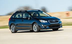 2015 subaru impreza review u2013 all wheel drive compact subaru