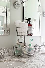 chic and creative bathroom organizing ideas organization diy