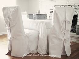 Diy Dining Chair Slipcovers Diy Slipcovers For Dining Chairs Best Home Chair Decoration