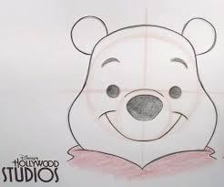 learn draw winnie pooh disney u0027s hollywood studios