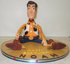 noah u0027s 3d toy story woody cakecentral