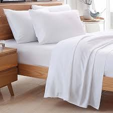 soft sheets buy 6 piece luxury soft bamboo bed sheet set in 12 colors by vista