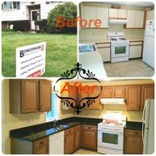 Cabinet Refacing Phoenix Kitchen Refacing Project By Dreammaker Ann Arbor Showing A